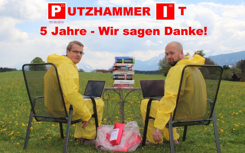 PUTZHAMMER IT